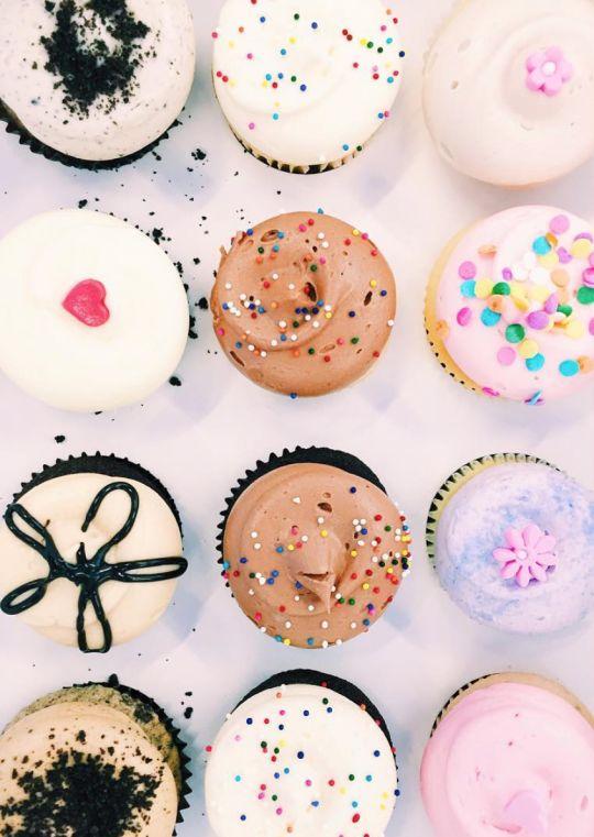 cupcakes | pretty dessert