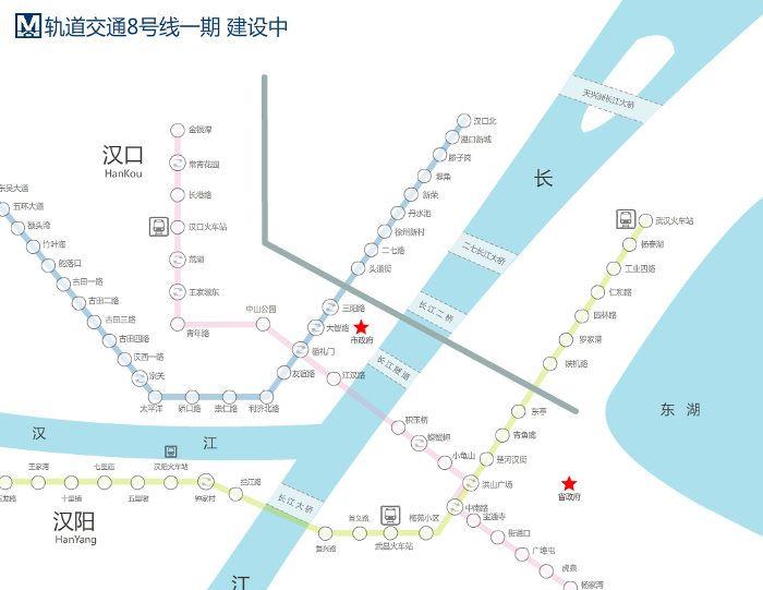 O #metrô de #Wuhan é o sistema de trânsito rápido que serve a capital da província de Hubei, na China. Quando o metrô começou a operar em 2004, Wuhan tornou-se a quinta cidade na China depois de Guangzhou, Shanghai, Tianjin e Pequim, a ter um sistema de metrô urbano. É operado por um sistema de controle automatizado.