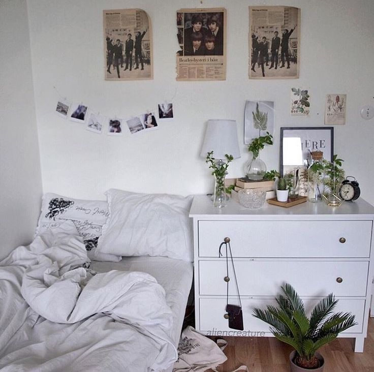Image de room white and plants 257