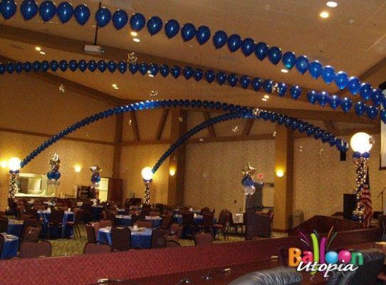 9 best images about banquet decor on pinterest dance for Award ceremony decoration ideas