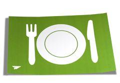 Tischsets in nur 3 Schritten bestellen. Ihre Restaurantwerbung oder Speisekarte gedruckt auf Tischsets, oder einfach ein netter Guten Morgen- Gruß zum Frühstück? Gestalten Sie Ihren Tisch individueller und bunter. Tischsets sind nicht nur schön anzuschaun sondern halten auch noch Ihre Tische sauber. http://www.myflyer.de/Produkte/Gastronomie-Hotel/Tischsets.html