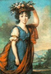 Екатерина Ивановна ур. Соллогуб (Голицына) (1784-1827)