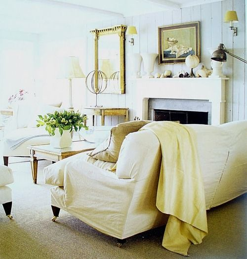 Slip On English Roll Arm Sofa Slipcovers Pinterest
