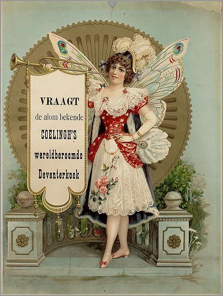 Deventer koek - Wikipedia