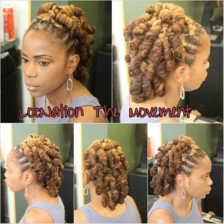Loc Hairstyles 1255 Best Loc Hairstyles Images On Pinterest  Hair Cuts Haircut