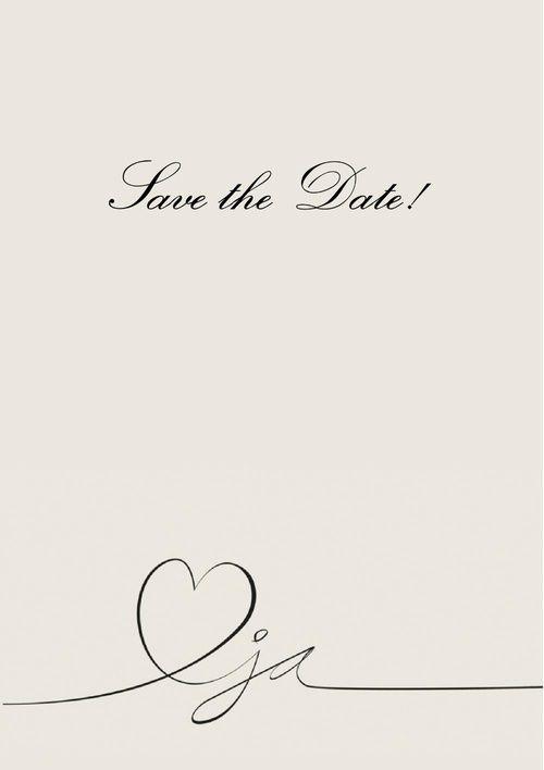 Sie wollen auch wirklich sichergehen, dass alle Ihre Liebsten zu Ihrer Hochzeit erscheinen? In einer Welt von Vielbeschäftigten hat sich das Verschicken von 'Save the Date' Karten etabliert. Lassen Sie Ihre Gäste Frühzeitig wissen, dass Sie etwas planen wollen. Mit den 'Save The Date' Entwürfen von Traupost.de gelingt Ihnen das auch stilsicher! http://www.traupost.de/hochzeitskarten/save-the-date/