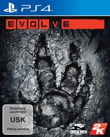Evolve #PS4