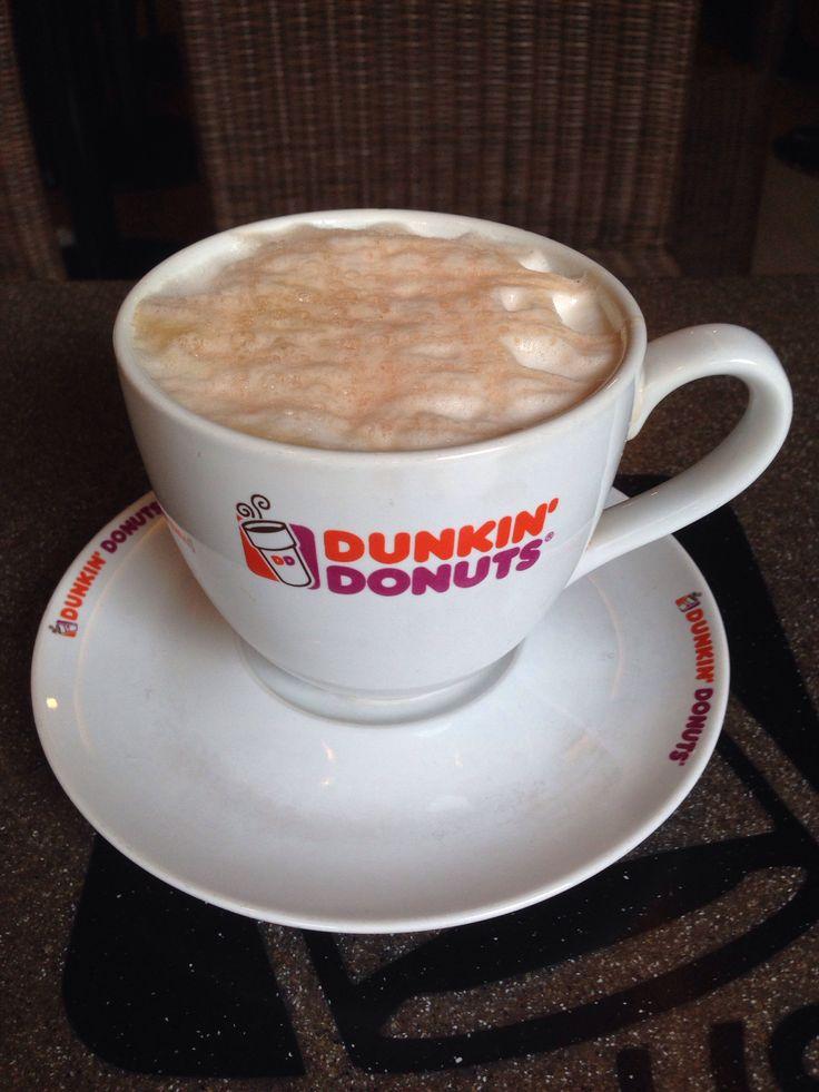 Caffe Latte with Hazelnut