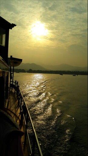 Sunset @ Hangzhou West River