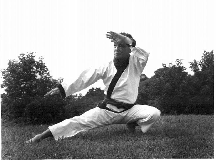 Master JC Shin