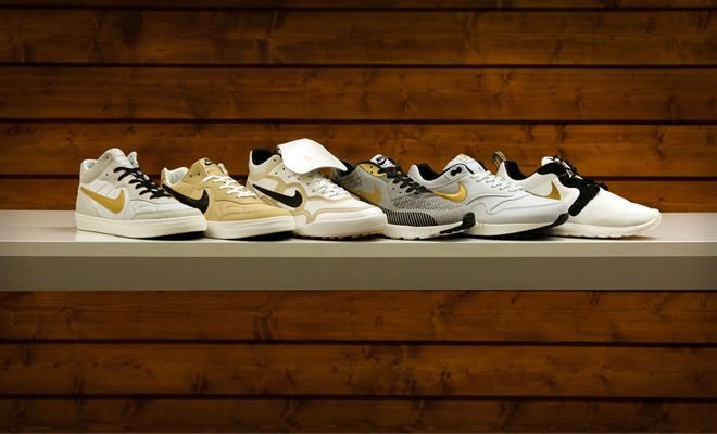 """Nike NSW """"Gold Trophy"""" Pack For World Cup 2014"""