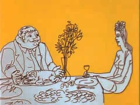 La Faim (Hunger, 1974) by Peter Foldès - Computer ...