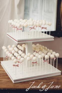 2 szintes cake-pop állvány - Forte | Jack&Jane tortaállványok