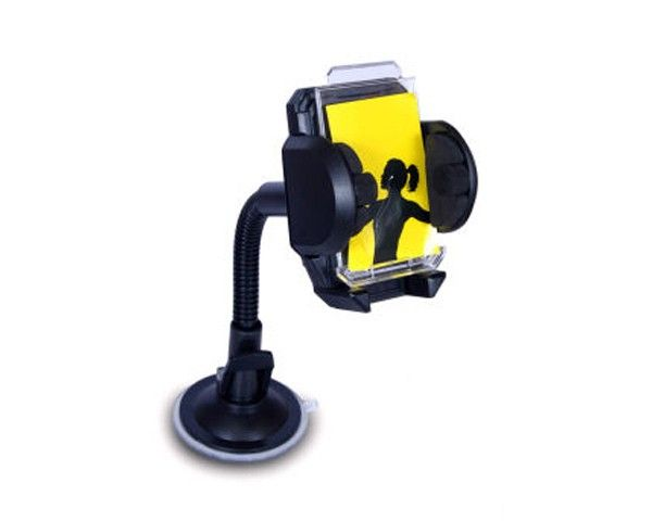 The Vizio Flexible Mobile Stand for Car (Vz-flxs-01) (Yellow & Black) is available here at the best price in online shopping and, just like every product we sell, is a 100% genuine product. It has the following specifications:  Type: Mobile Stand for Car Color: Black Material: Plastic  Car Model: All Models