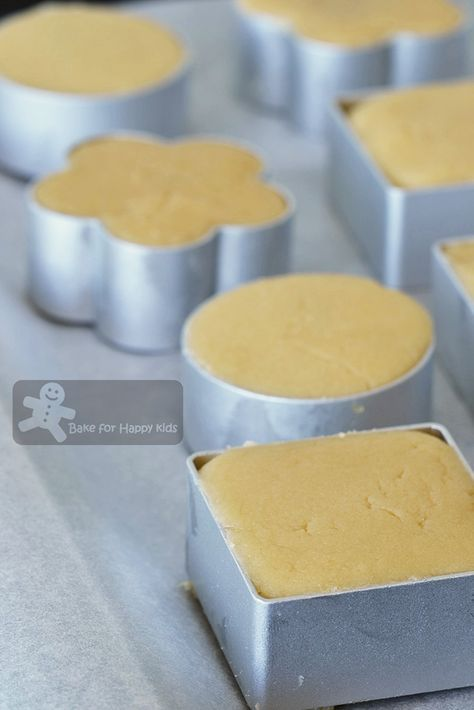 Taiwanese Pineapple Pastry Cake Shortcake