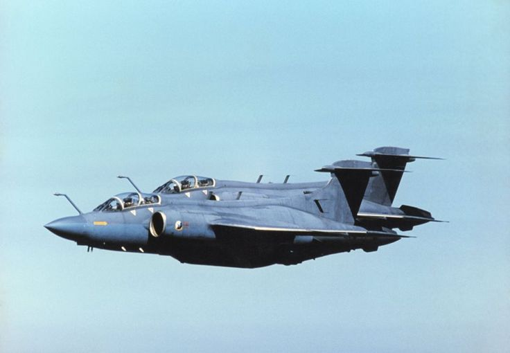 ☆ South African Air Force ✈4 April 1991 Buccaneer 421
