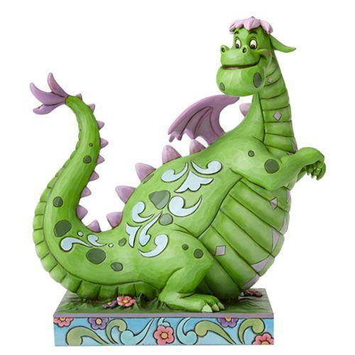 Disney Traditions Pete's Dragon Elliot Statue - Enesco - Petes Dragon - Statues at Entertainment Earth