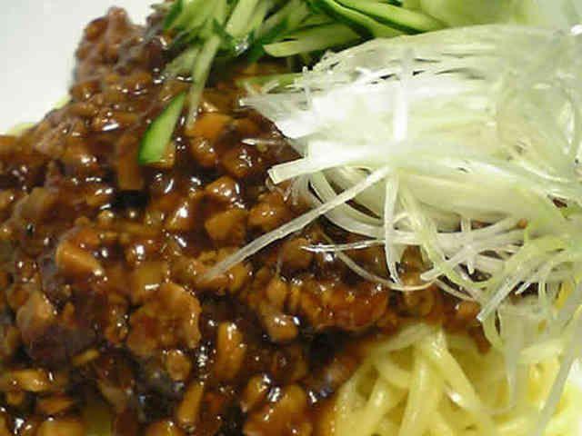 私がたどり着いた☆ジャージャー麺の画像