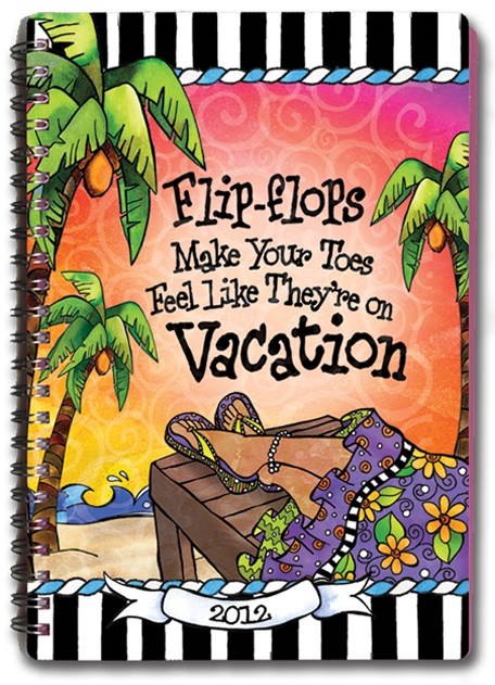 Flip Flops and Vacation