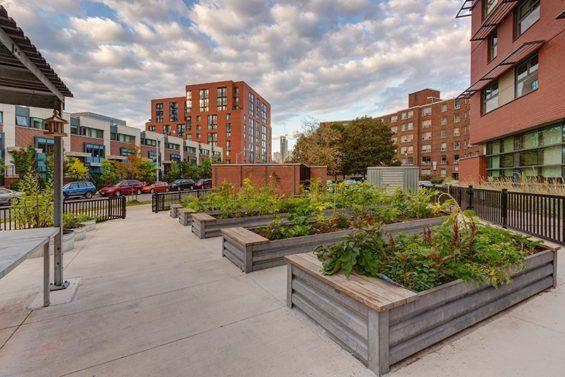 40 Oaks Parkette exemplifies design guided by community-led initiatives - scott torrance #landscape #design #architecture #community #garden