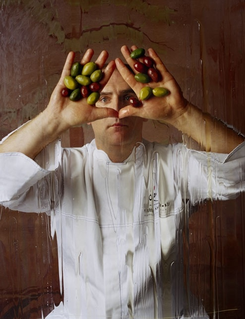 Chef Jose Andres: His patriotism both to America and Spain- reflected in his cooking- is admirable