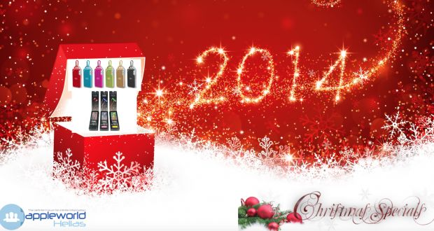 AWH Christmas Special: tokinito.gr – Όλα τα προϊόντα τεχνολογίας σε μοναδικές τιμές [Διαγωνισμός] - AppleWorldHellas Blog