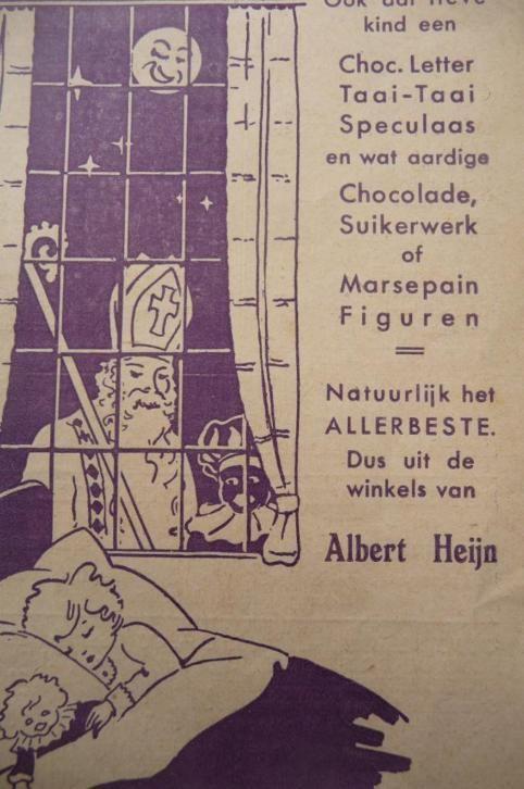Sinterklaas lekkernijen  Albert Heijn