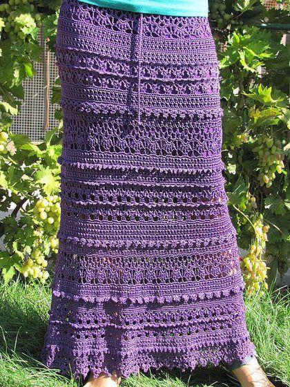 Юбки ручной работы. Ярмарка Мастеров - ручная работа юбка винтажная Пагода. Handmade.