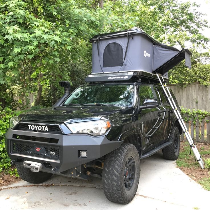 CharlestonFisher's TRD Pro Build Thread Toyota 4Runner