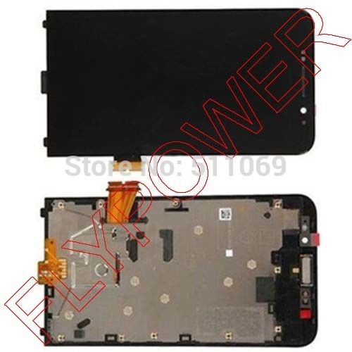 """(44.65$)  Buy here  - """"For Blackberry Z30 lcd screen display with touch screen digitizer + Frame assembly by free shipping"""