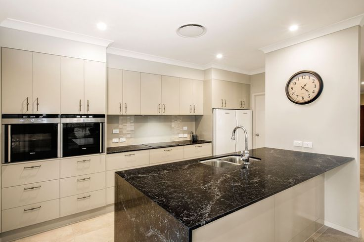 caesarstone vanilla noir a collection of ideas to try. Black Bedroom Furniture Sets. Home Design Ideas