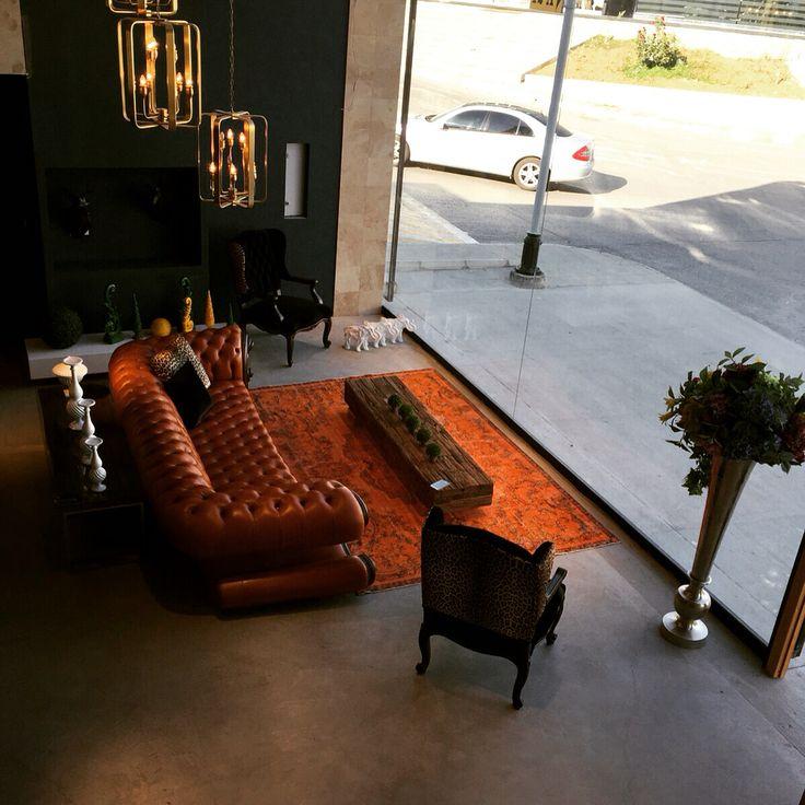 Salyongoz sofa