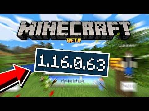 Download Minecraft Pe 1 16 0 63 For Android In 2020 Minecraft Pe Minecraft Android
