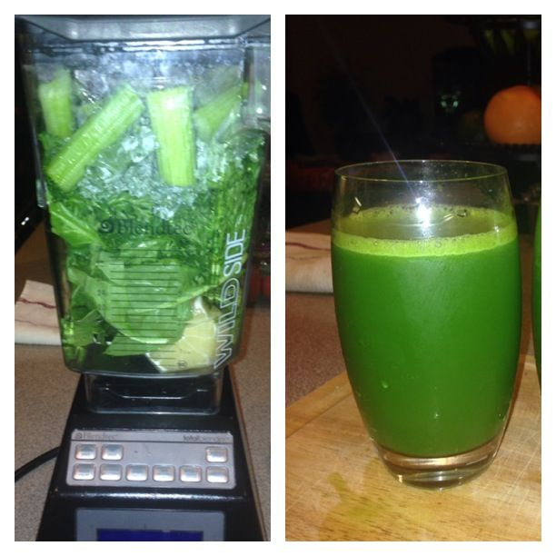 This is my favorite juice recipe to make before bed. It not only helps you sleep, it detoxes your body while you snooze!