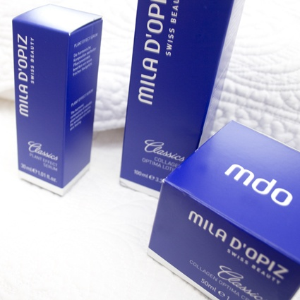 Mila d'Opiz Australia - Classics. Precious, Exclusive, Highest Quality. Cosmetic care products with guaranteed quality and results.