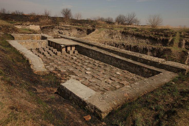 Cetatea Sucidava ,  Romania , Corabia , jud Olt