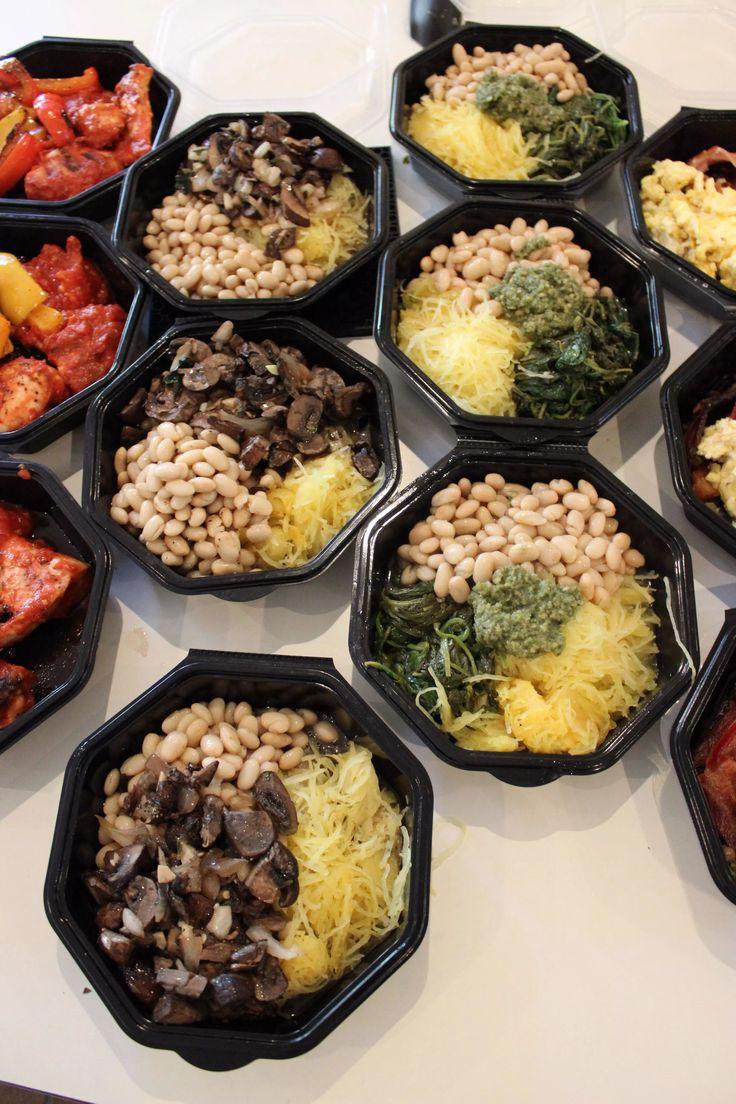 Meal Prep for Slow Carb diet - Week 2 - Imgur
