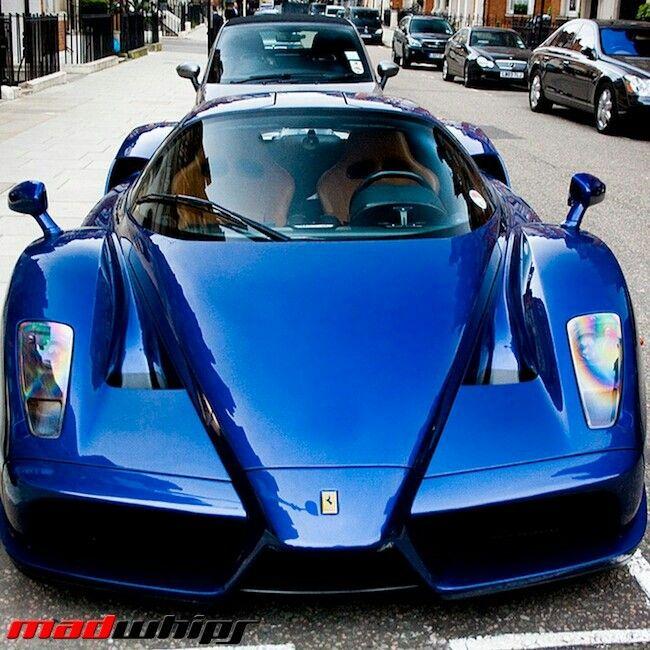Tour De France Blue Enzo Ferrari