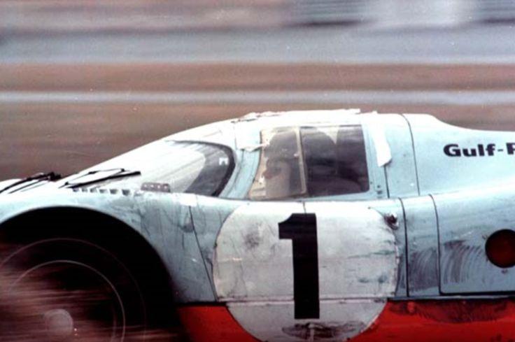 """"""" Jo Siffert/Brian Redman Porsche 917K Daytona 24 hs 1970 """""""