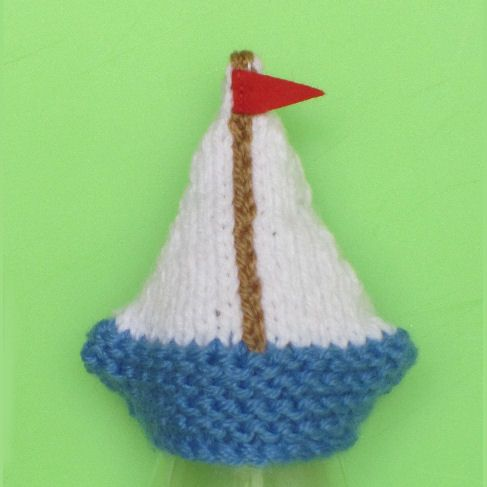 Innocent Smoothies Big Knit Hat Patterns - Boat Yacht