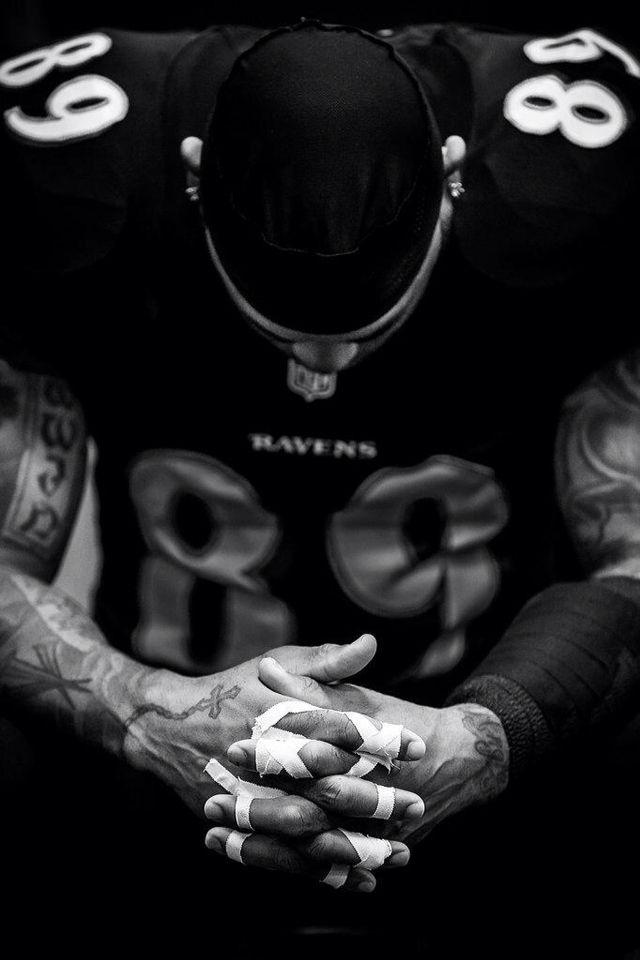 Ravens vs Panthers Pregame Steve Smith Sr