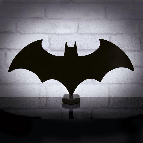 Luminária do Batman – O Cavaleiro das Trevas