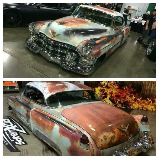Patina Vinyl Wrap Beast Mode Pinterest