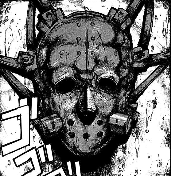 Mask. Dorohedoro