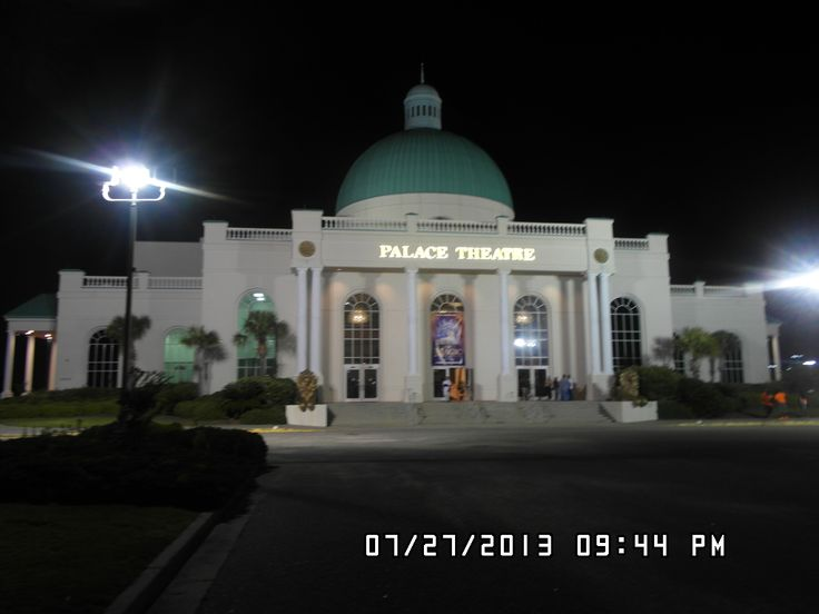 Palace home of magic show