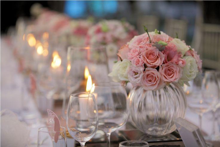 The Bridal Table in Dusk a by Tirtha Bridal Uluwatu Bali