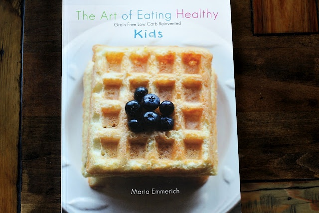 Art Of Eating Healthy Kids Grain Free Low Carb Reinvented