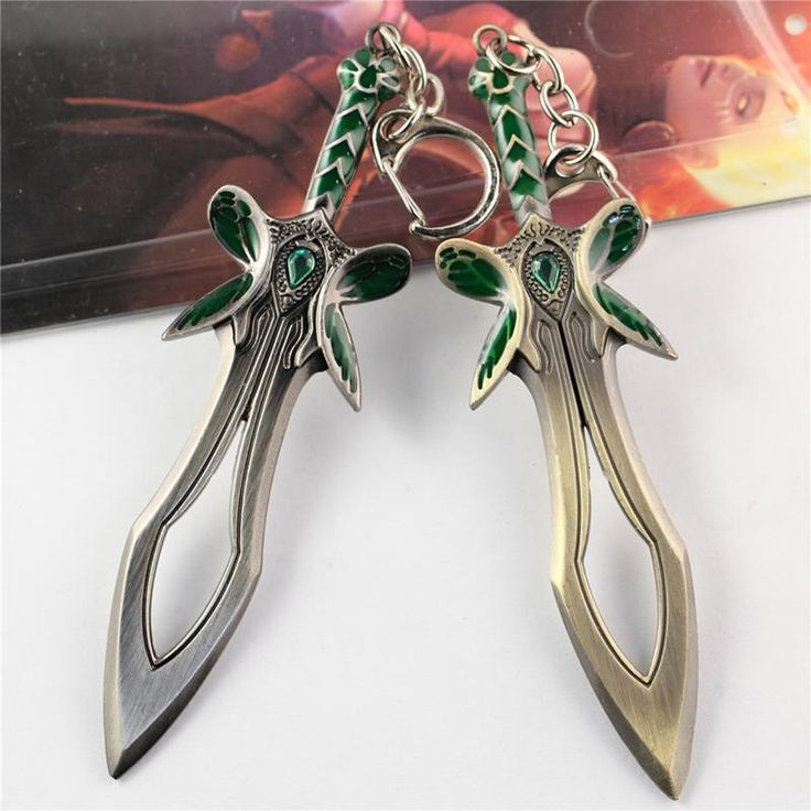 Hot Sale Game Dota 2 Butterfly Sword Weapon Dota 2 Game Defense Of The Ancients  With Original Box
