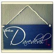 Little Daredevil Sign