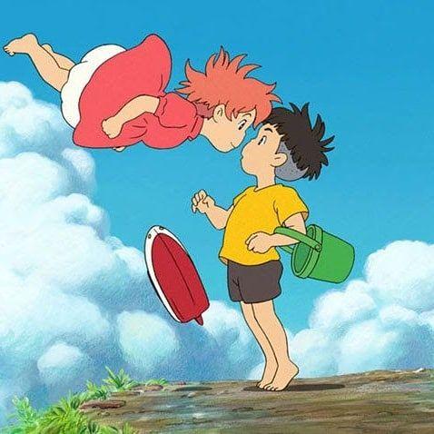 Ponyo  #ponyo #sosuke #studioghibli #ghibli #ghiblilove #ghiblimovies #hayaomiyazaki
